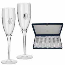 """Набор бокалов для шампанского """"Lux"""" 4054400"""