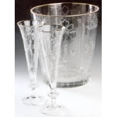 """Набор из 2-х фужеров для шампанского """"Gatchina"""" FABERGE 512032"""