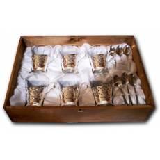 Чайный набор на 6 персон  Chinelli 2069701