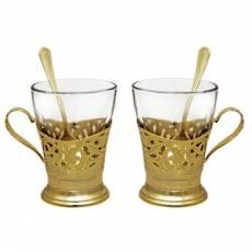 "Чайный набор на 2 персоны ""Del Treno"" Chinelli 6069801"