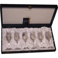 """Набор бокалов для шампанского """"Regina"""" Chinelli 3052900"""