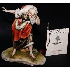 "Статуэтка ""Мужчина с овцой"" Porcellane Principe 829/PP"