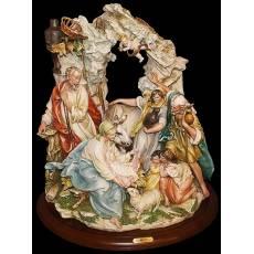 """Статуэтка """"Рождённый в сентябре"""" Porcellane Principe 764/PP"""