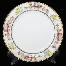 "Набор из 6-ти тарелок ""Клематисы"" Glance J11-192G-PL2"