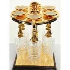 """Набор для шампанского """"Златоуст"""" Златоуст RV14460CG"""