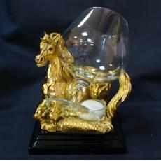 """Нагревательный набор для коньяка """"Год """"Лошади"""" Chinelli 6100700"""