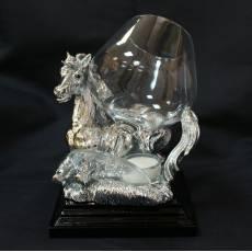 """Нагревательный набор для коньяка """"Год  Лошади"""" Chinelli 2100700"""
