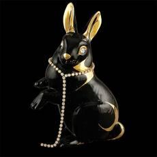 """Статуэтка """"Стоящий кролик"""" Ahura SR1432C/A1/NOLY"""