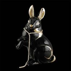 """Статуэтка """"Стоящий кролик"""" Ahura SR1432C/A/NOLY"""