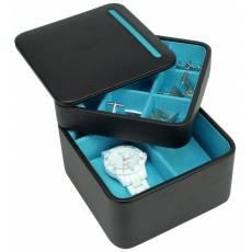 Шкатулка для 2 часов и запонок Dulwich LC Designs Co. Ltd. 70825