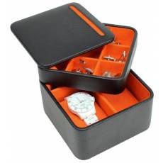 Шкатулка для 2 часов и запонок Dulwich LC Designs Co. Ltd. 70826