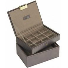 Шкатулка для 2 часов и запонок Stackers LC Designs Co. Ltd. 73191