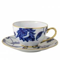 """Блюдце от чайной чашки """"Prince Blue"""" BERNARDAUD 143PrinceBlue"""