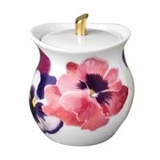 "Сахарница ""Pensees"" BERNARDAUD 4203Pensees"