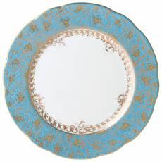 """Блюдо круглое глубокое """"Eden Turquoise"""" BERNARDAUD 115EdenTurquoise"""