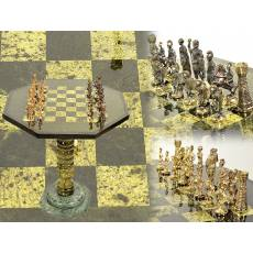 Стол шахматный с фигурами RV25384CG