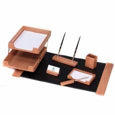 Настольный деревянный набор (7 предметов) Good Sunrise K7D-35A