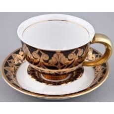 """Чашка чайная с блюдцем """"Kelt"""" Rudolf Kampf 52120411-2293k"""