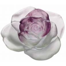 """Цветок розы """"Rose Passion"""" серо-розовый Daum 05290-4"""