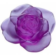 """Цветок розы """"Rose Passion"""" фиолетовый Daum 05290-3"""