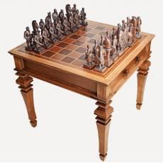 Шахматный стол с фигурами RV0034149CG
