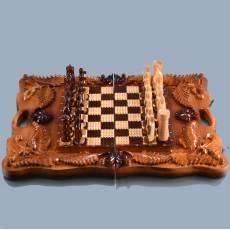 Шахматы-нарды RV0023349CG