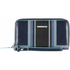 Женское портмоне Piquadro AC3131B2SER/BLU