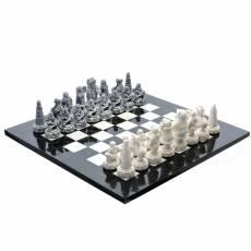 """Каменные шахматы """"Северные народы"""" RV0040681CG"""
