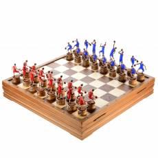 """Шахматы из дерево """"Баскетбол"""" RV0049078CG"""