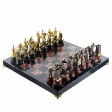 """Шахматы из камня """"Русско-турецкие"""" RV0046407CG"""