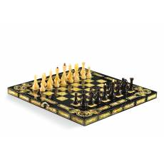 "Шахматы ""Арабески-Марин"" Янтарные (Мореный дуб) ES028-3"