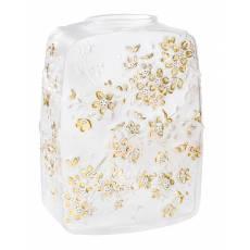 """Ваза для цветов прозрачная """"Fleurs de Cerisier"""" Lalique 10708000"""