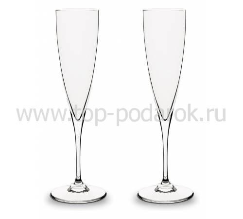 """Набор из 2-х фужеров для шампанского """"DOM PERIGNON"""" Baccarat 1845244"""