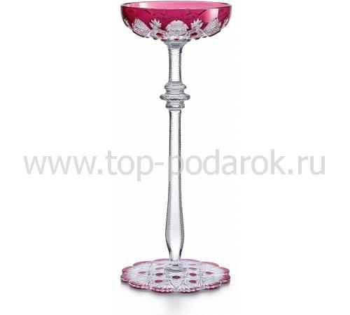 """Фужер для шампанского розовый """"TSAR"""" Baccarat 1499125"""