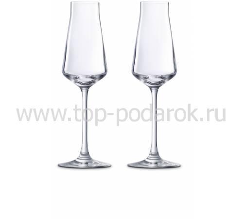 "Набор из 2-х бокалов для шампанского ""CHATEAU"" Baccarat 2611149"