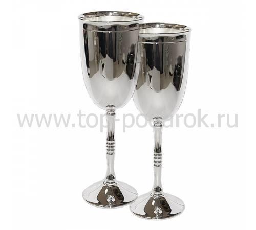 """Набор для шампанского на 2 персоны """"RIGATO"""" Chinelli 2976/1"""