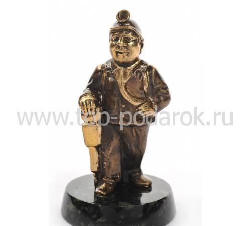 """Скульптура """"Шахтер"""" RV139122CG"""
