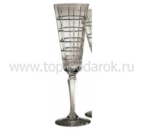 """Набор из 6-и фужеров для шампанского """"Metropolitan"""" FABERGE 431036"""