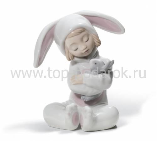 "Статуэтка ""В костюме кролика"" Lladro 01008538"