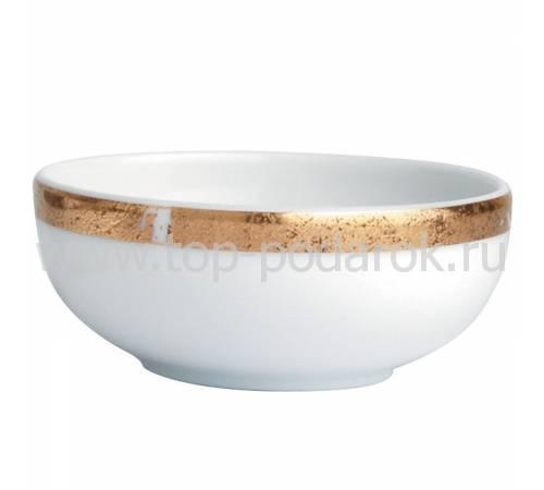 "Тарелка для масла ""Feuille Or"" BERNARDAUD 529FeuilleOr"