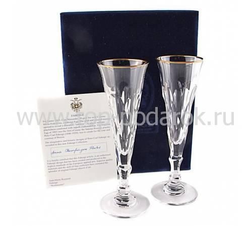 """Набор """"Anna"""" из 2-х фужеров для шампанского FABERGE 531032"""