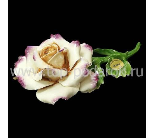 Декоративная роза Artigiano Capodimonte 0210/11/cream