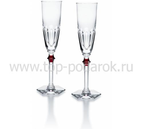 """Набор из 2-х фужеров для шампанского """"HARCOURT EVE"""" Baccarat 2807194"""