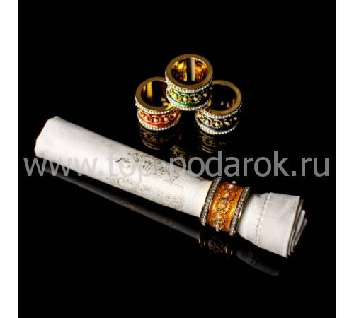 "Набор из 4-х колец для салфеток ""Laurel"" Faberge 7403325PL"
