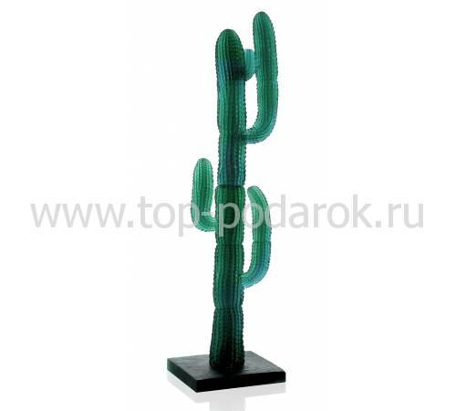 """Статуэтка """"Кактус"""" Jardin de Cactus зеленый (h=116) Daum 05663"""
